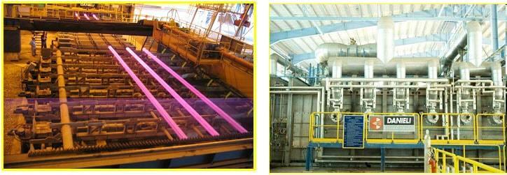 công nghệ sản xuất thép miền nam